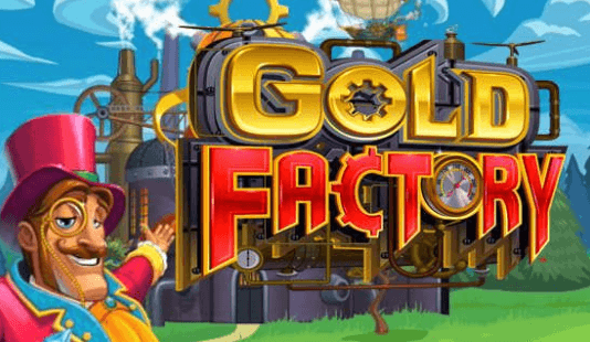 Golden Arena of Gold Factory