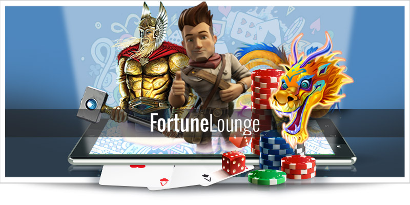 Try Your Luck With Fortune Lounge